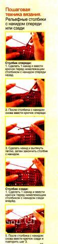 Схема вязания жакет с крупным плетеным узором раздел вязание крючком для женщин кофты для женщин