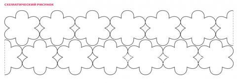 Схема вязания белый топ с рисунком раздел вязание крючком для женщин жилеты, безрукавки для женщин