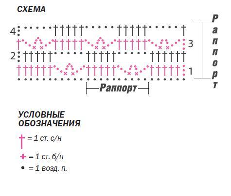 Схема вязания короткий жилет на пуговицах раздел вязание крючком для женщин жилеты, безрукавки для женщин