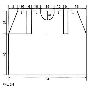 Схема вязания удлиненный ажурный жилет без застежек раздел вязание крючком для женщин жилеты, безрукавки для женщин