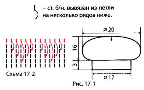 Схема вязания берет с ажурным узором раздел вязание крючком для женщин шапки для женщин