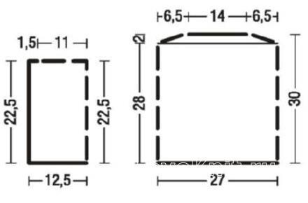 Схема вязания накидка-болеро с цельновязанными рукавами раздел вязание крючком для женщин накидки, болеро для женщин