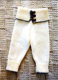 детские штанишки схемы с подробным описанием
