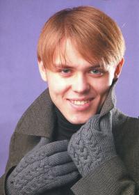 Как связать спицами перчатки мужские с косами