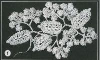 Ажурные рисунки спицами схемы и описание