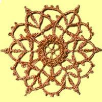 Фото круговое вязание №3832 крючком