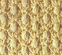 Фото узоры веерочки (ракушки) №3953 крючком