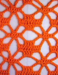 Фото плетеный узор №4089 крючком