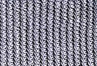 Фото переплетенный узор №4263 (тунисское вязание) крючком