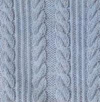 Фото простой узор №3484 спицами