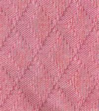 Фото узор платочная вязка №3488 спицами