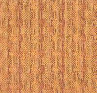 Фото рельефный плетеный узор №3490 спицами