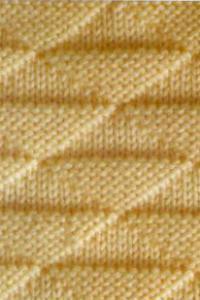 Фото простой узор №3992 спицами
