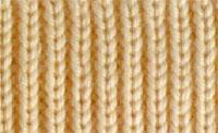 Фото простой узор №4024 спицами