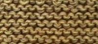 Фото платочный (репсовый горизонтальный) спицами