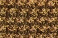 Фото панцирный узор спицами