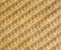 Фото рельефный узор №3993 спицами