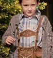 кардиган для мальчика с рельефным узором фото к описанию