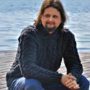 Как связать для мужчин рельефный мужской свитер с оригинальным воротником