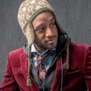 Как связать для мужчин мужская шапка с ушками