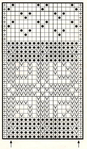 Вязать крючком сетка схема фото 549