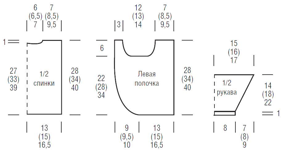 КОФТОЧКА С РЕЛЬЕФНЫМ УЗОРОМ НА МАЛЬЧИКА 6-9 МЕСЯЦЕВ С ВЫКРОЙКОЙ СКАЧАТЬ БЕСПЛАТНО
