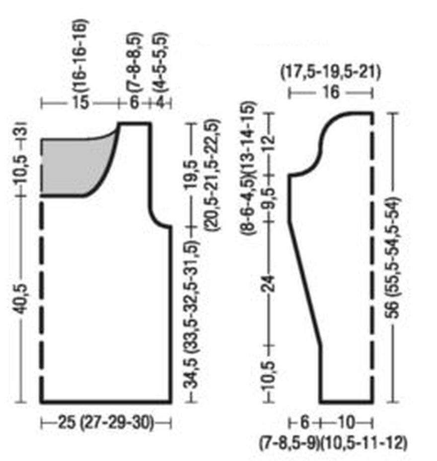 схема вязания вафельного